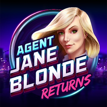 Agent Blonde Returns